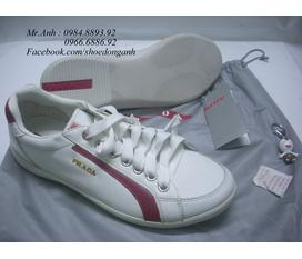 Thời trang cao cấp Prada da xịn 100% Giày, Sandal, ví, tông Prada Đông Anh