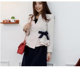 Vest Hàn Quốc điệu đà đón thu