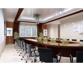 Thiết kế nội thất văn phòng, thiết kế văn phòng, phòng họp tinh tế, thuận lợi, không gian làm việc lý tưởng và khoa học