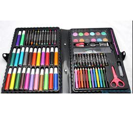 Bộ màu 86 món cho bé yêu tập vẽ