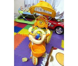 T.lý xe đạp đẩy 3 bánh của trẻ em giá rẻ có ảnh thật