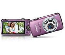 Bán máy ảnh canon xáh tay từ nhật, màu tím, quay phim full HD, màn hình cảm ứngm siêu room 20X