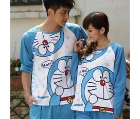 Hâm nóng phòng ngủ bằng Đồ ngủ đôi Hàn Quốc