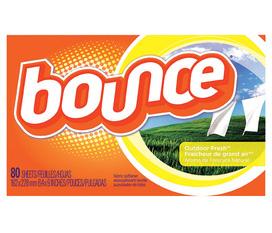 GIẤY THƠM Bouce Outdoor Fresh nhập khẩu từ Mỹ chỉ với 2.500/sản phấm có thể sử dụng trong vòng 30 ngày