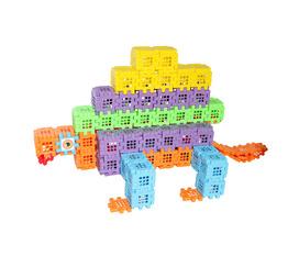 Đồ chơi thông minh bé thỏa sức sáng tạo với thế giới khủng long 225 chi tiết