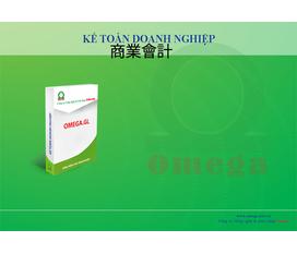 Phần mềm kế toán Tiếng Hoa OMEGA