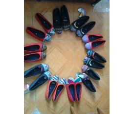 Big sale cho giày thổ cẩm