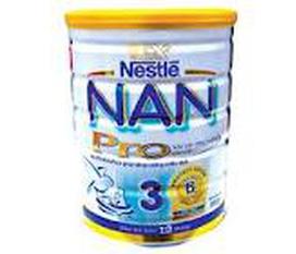 Nan3 Pro khuyến mại xe đạp điện,balo, bát ăn bột