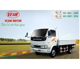 Xe tải thùng bạt,thùng kín,xe tải KIA VEAM,bán xe tải trả góp,đóng thùng xe tải KIA