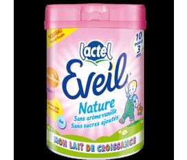 Sữa xách tay Lactel Eveil số 3 Pháp, sữa nguyên kem, tách béo milk powder homebrand ÚC. Giá tốt nhất