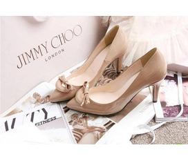 Bán rẻ 1 em giầy Korea 7cm màu hồng nude order nhầm size
