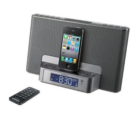 Loa kèm sạc Sony ICFCS15iPSIL Speaker Dock for iPod and iPhone