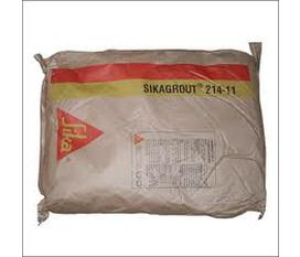 Sikagrout 214 11 Vữa rót gốc xi măng,không co ngót, có thể bơm được