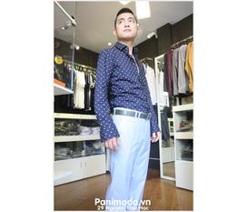 PANIMODA Shop: Sơ mi hàn và quần âu mới về