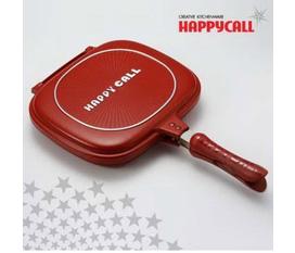 Chảo áp suất chống dính 2 mặt Happy Call chính hãng món quà ý nghĩa cho các bà nội trợ