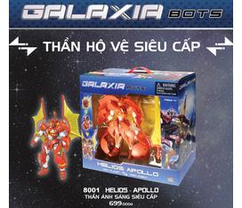 Anh hùng Vũ Trụ Galaxia Bots món quà Trung Thu ý nghĩa