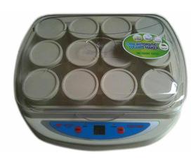 Máy làm sữa chua Mitsushita 3 lít 12 cốc nhựa, Máy làm sữa chua Lion 8 cốc thủy tinh 1,8L chính hãng, bảo hành 1 đổi 1