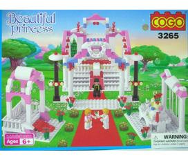Cogo Lâu đài Nữ