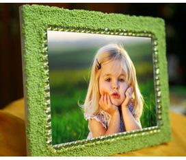 Khung ảnh handmade đẹp, độc, giá rẻ