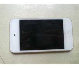 Bán ipod touch gen 4 8kb white còn bảo hành 4/2013