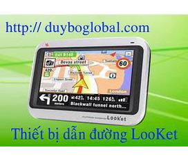 Thiết bị dẫn đường Looket N5, dẫn đường chỉ đường cho bạn bất cứ nơi đâu bạn đến an toàn cho chuyến đi của bạn
