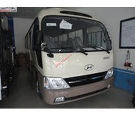 Bán xe Hyundai County Đồng Vàng SX 2012 trực tiếp tại nhà máy ô tô Đồng Vàng