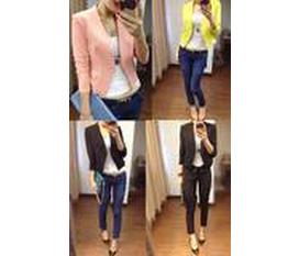 Blazer Hm,Vero Moda kèm belt,Vest lửng Lily,Blazer ASOS....