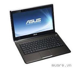 Bán laptop asus X42F, intel core i3 m350 2.27GHz 4CPUs , ram2g, ổ 320g, bảo hành th22013