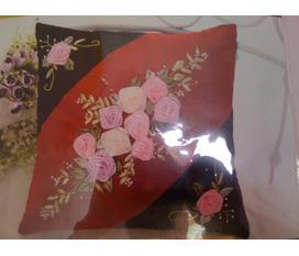 Tranh thêu Ruy băng nghệ thuật 2012 Mới