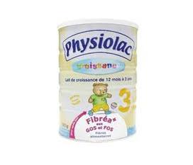 Sữa Physiolac của Pháp giá rẻ nhất cho bé yêu