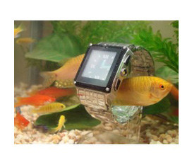 Đồng hồ Waterproof Watch Mobile Phone Unlocked GSM Quad Band Mp3/4