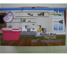 Cây lau nhà 360 độ Angle Mop số 1 Đài Loan