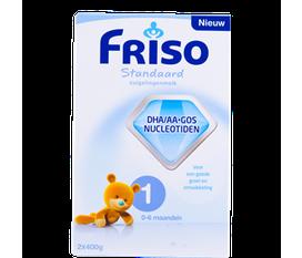 Sữa Friso xách tay từ Hà Lan 525k