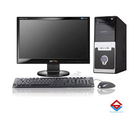 Bán hơn 3 triệu bộ máy tính case G41 celeron D430, màn Dell 17