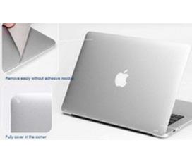 Dán Lưng MacGuard MACBOOK Air 13,3,macbook pro 13,3,15,4 hiệu J.M SHOW cao cấp bằng Premium ALU
