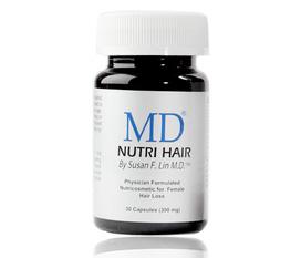 Thuốc Mọc Tóc, trị hói đầu MD Nutri Hair