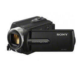 Bán máy quay Sony DCR SR21E màu đen, Bảo hành hơn 1 năm của Sony Việt Nam