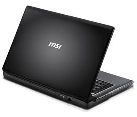 MSI EX460 core 2 duo T6600, cạc rời ATI, bán 4tr9 máy đẹp, nguyên bản
