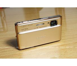 Bán máy ảnh thời trang Sony TX100V nhiều tính năng vượt trội: 16mp, full HD, 3D