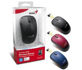 Chuột quang không dây genius Wireless Traveler 6000