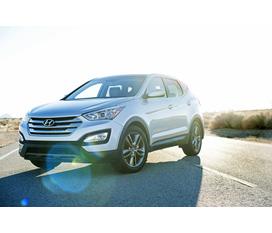 Santafe 2013, Bán xe hyundai santafe 2013 máy dầu, xăng giá tốt nhất Hà Nội, giao xe ngay