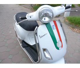 Bán xe VESPA LX 150cc đời Ero3 nhập khẩu Italia xịn,mầu trắng,biển 29Y9 6850.có Full ảnh.giá 44,5 triệu.