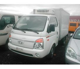 Bán xe tải đông lạnh Hyundai 1 tấn và Kia Bongo 1.4 tấn