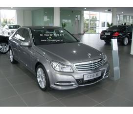 Bán mercedes c250 blueefficiency, mercedes c250 be 2012 giá tốt nhất TPHCM, giao xe ngay.