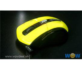 Chuột wireless Newmen F530 chính hãng, tốc độ chuẩn xác đến không ngờ. Chỉ 310.000 cho trị giá 390.000đ