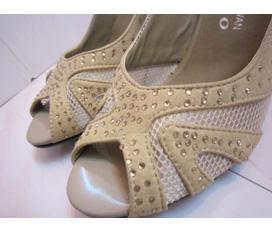 Giày cao gót kiểu hot, giá gốc