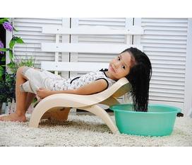 Ghế gội đầu cho bé, ghế gội đầu cho bé trẻ tìm đại lý phân phối tại Hải Phòng, HCM, HN
