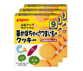 Bánh ăn dặm cho bé yêu của Nhật. Bánh mềm, bánh tan trong miệng, bánh dài cho bé cầm tay. Nhiều vị hấp dẫn.