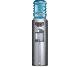 Cây nước nóng lạnh WNC 105H cao cấp, làm lạnh bằng Block, kiểu dáng hiện đại. Chất lượng tốt nhất thị trường