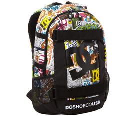 Balo đựng laptop kiểu dáng teen , hàng hiệu DC Men s Seven Point 5 Backpack,hàng chính hãng,nhập khẩu trực tiếp tại Mỹ